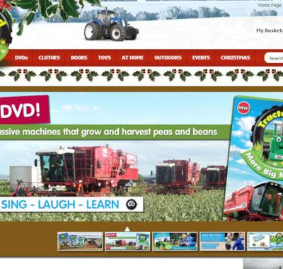 Giveaway – 5 Sets of More Big Machines DVD & Activity Book – ends 15th December 2012