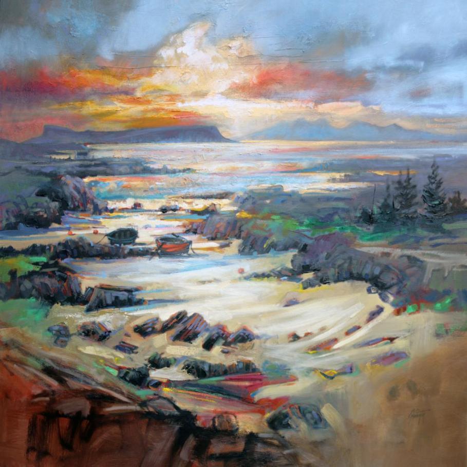 Arisaig Original Painting