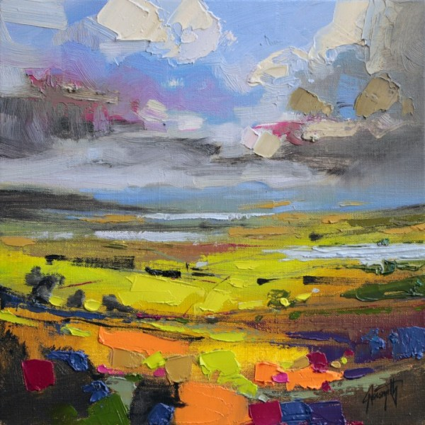 Allegro Study 1 by scott Naismith