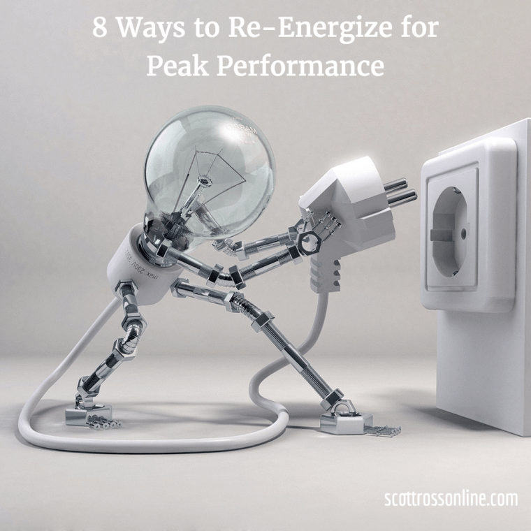 8 Ways to Re-Energize Show Art