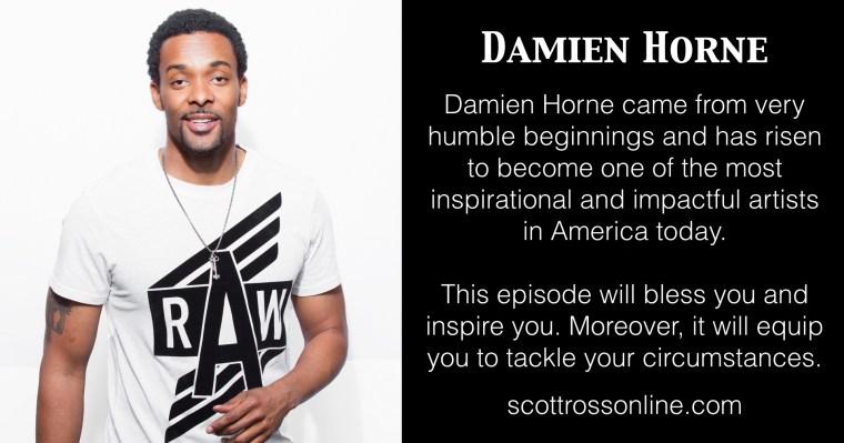 Damien Horne Show Art