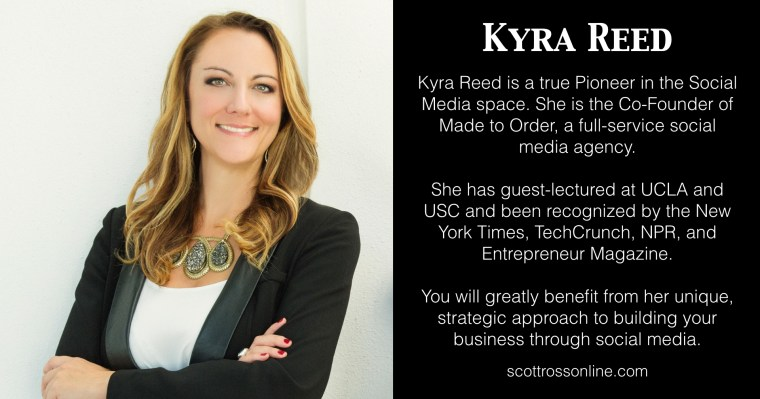 Kyra Reed Interview Show Art