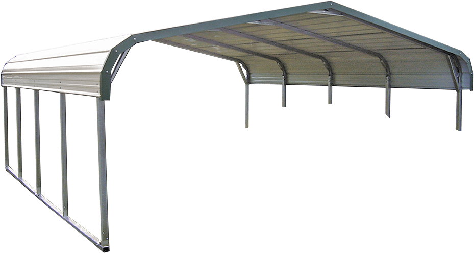 regular open carport open carport plans