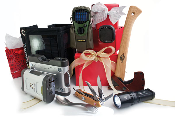 Great Outdoors Gear Holiday Gifts
