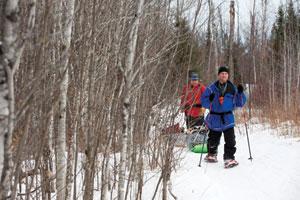Northern Tier Okpik Program Hike
