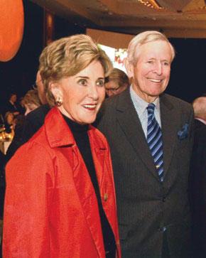 Chuck and Yvonne Pigott Philanthropists