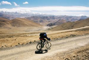 Scott Stoll Cycling Around the World