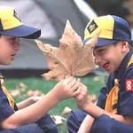Boy Scout Image -- Autism
