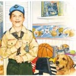 Boy Scout Image -- Boy Scout Uniform