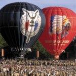 Boy Scout Image -- Jamboree Balloons