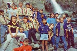 Boy Scout Image -- Kazakhstan