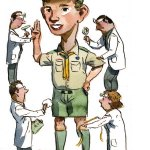 Boy Scout Image -- Leading Leaders