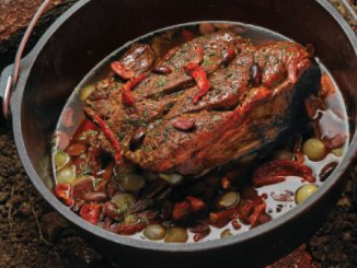 Boy Scout Image -- Pot Roast