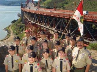Boy Scout Image - San Rafael