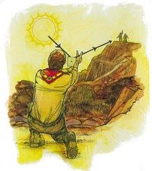 Boy Scout Image -- Signaling