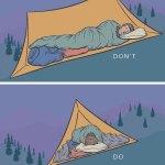 Boy Scout Image -- Tent