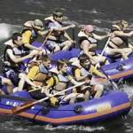 Boy Scout Image -- Venture Rafting