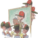 Boy Scout Image -- Youth Leadership