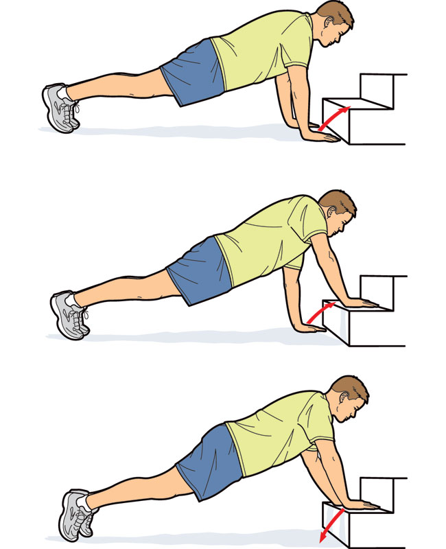 Upper-Body Shuttle