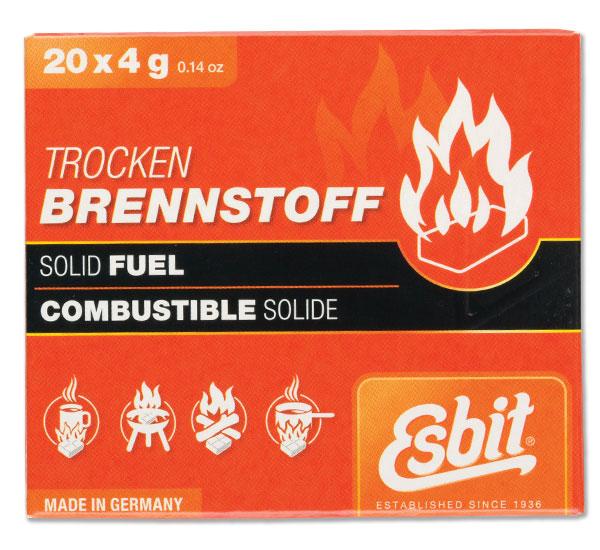 Trocken Brennstoff Fire Starters