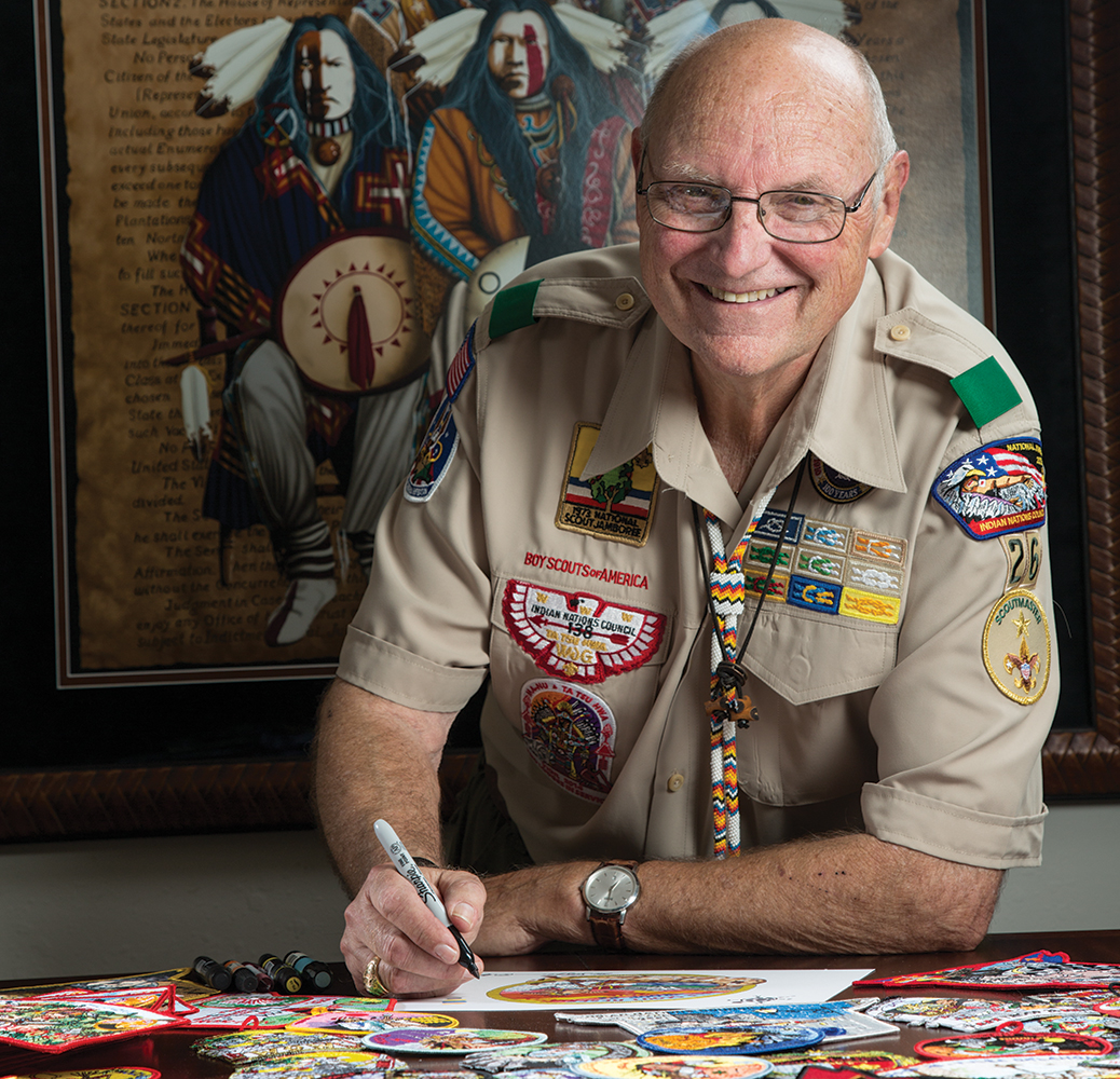 How a three-generation Scouter fights off burnout and keeps Scouts engaged