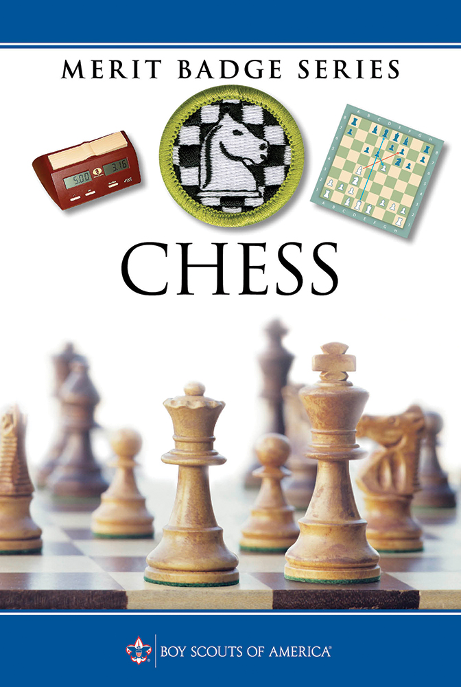 Tips for teaching the Chess merit badge