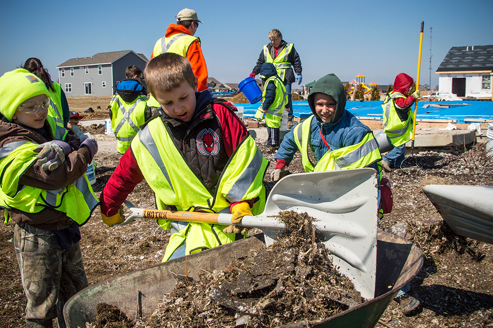 Five secrets to successful Cub Scouting service projects