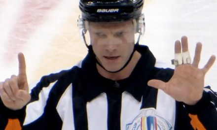 Mic'd Up: Referee Gord Dwyer at the World Cup of Hockey