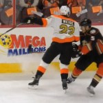 Flyers' Weise Suspended Three Games for Illegal Check to Head