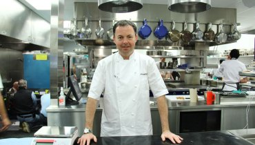 Hawksworth Readies For March Opening In The Hotel Georgia…