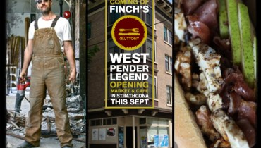 DINER: West Pender's Much-Loved Finch's Opening A New Market Cafe In Strathcona