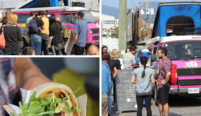 """DINER: Bacon-Fetishist Food Cart Opening """"Pig & Mortar"""" On West 6th Ave This Winter"""