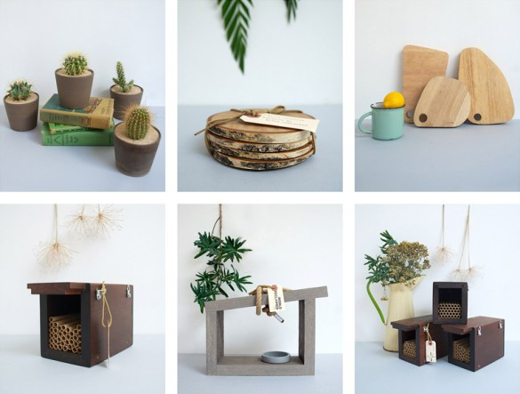 GOODS | World Reclaimed To Showcase Aloe Designs At Beggars Banquet Starting Dec. 12