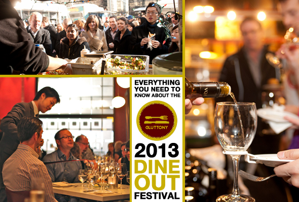 """Everything That You Need To Know About The 2013 """"Dine Out Vancouver"""" Food Fest"""