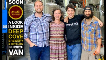 OPENING SOON: A Look Inside Deep Cove Brewery & Distillery (Due Later This Month)