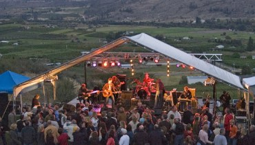 "GOODS | Blasts From The Past Set To Take To The Stage At ""Tinhorn Creek Vineyards"""