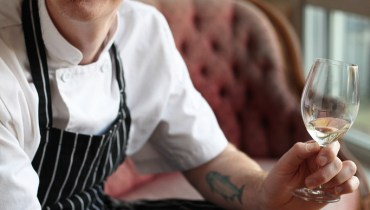 "HONOUR BOUND | A Dinner For Chef Owen Lightly In The York Room At ""Hawksworth"""