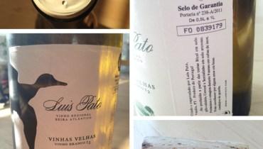 AWESOME THING WE DRANK #676 | Luis Pato Vinhas Velhas Branco 2012 (Portugal)
