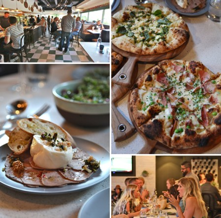 "DINER | Inside ""Bufala"", The New West Side Pizza Joint From The Owners Of Wildebeest"