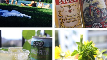 DRINKER | Easy, Uncomplicated Summer Drinks For Grass, Meadow, Deck, Or Shore