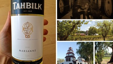 AWESOME THING WE DRANK #678 | The Idiosyncratic Tahbilk Marsanne 2010 (Aus)