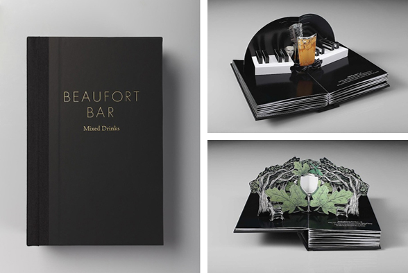 COOL THING WE WANT #448 | The Pop-Up Cocktail Menu From London's Beaufort Bar