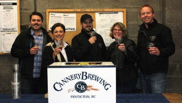 "GOODS | ""Cannery Brewing Co."" Breaks Ground On Brewery In Downtown Penticton"