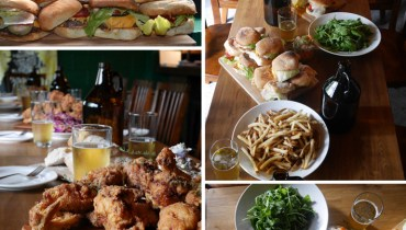 GOODS | Upstairs At Campagnolo Hosting Fried Chicken & Dirty Burger Beer Shindigs