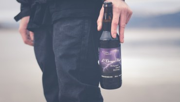 "GOODS | Cannery Brewing Co. Brews Up A New Belgian Dark Strong Ale, ""L'Orage Noir"""