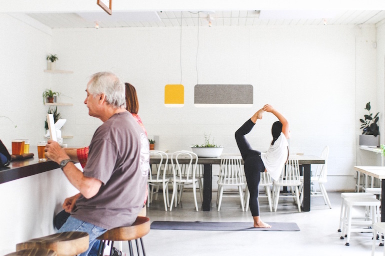 social yoga