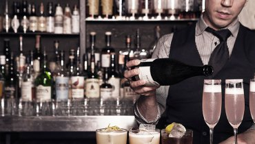"GOODS | Bartenders At Chinatown's ""Keefer Bar"" Step Up Into New Management Positions"
