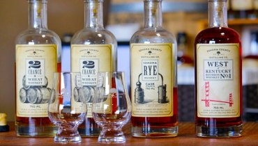 AWESOME THING WE DRANK #696 | Superb American Whiskies Distilled In … California?