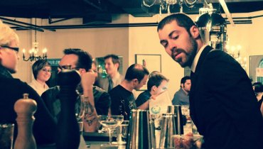 #TBT | Five Years Later: Recalling The Short-Lived Corner Suite Bistro De Luxe Off Robson