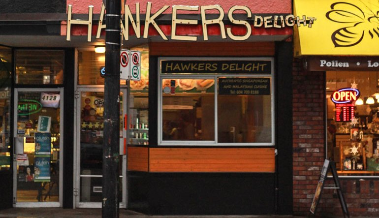 NEVER HEARD OF IT | Malaysian/Singaporean Staples Pack The House At 'Hawker's Delight'